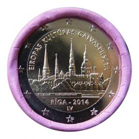 2 Euro / 2014 - Lotyšsko - Riga