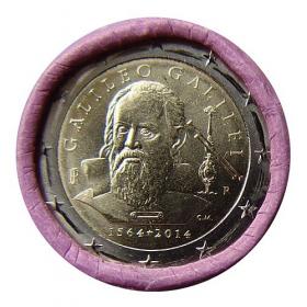 2 Euro / 2014 - Taliansko - Galileo Galilei