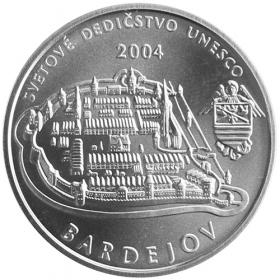 200 Sk / 2004 - Bardejov - Bežná kvalita