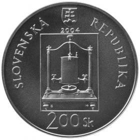 200 Sk 2004 - Ján  Andrej Segner, Bežná kvalita