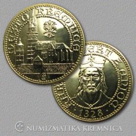 Medaila Kremnica - Lesk