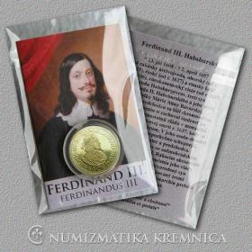 Medal with card - Ferdinand III Habsburg, Holy Roman Emperor - Shine