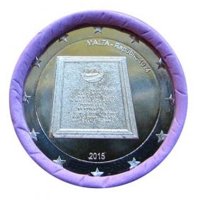 2 Euro Malta 2015 - Republika