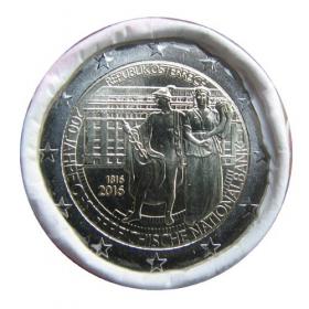 2 Euro Rakúsko 2016 - Národná banka v Rakúsku