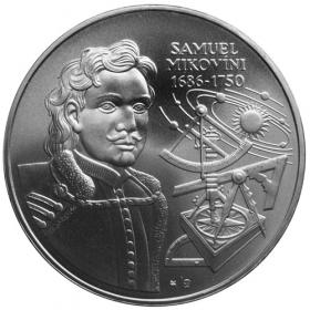 500 Sk 2000 - Samuel  Mikovíni - Bežná kvalita