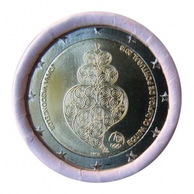 2 Euro / 2016 - Portugal - Olympic Games in Rio