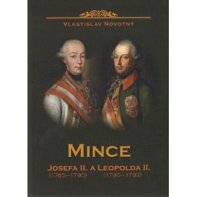 Katalóg Mince Jozefa II. 1765-1790 a Leopolda II. 1790-1792