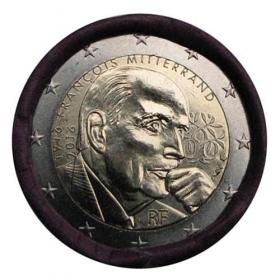 2 Euro / 2016 - Francúzsko - François Mitterrand