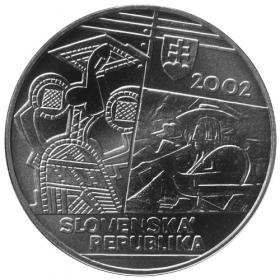 200 Sk / 2002 - 100th anniversary of the birth of Ľudovít Fulla - BU