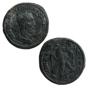 Ag Billon Tetradrachm / Roman colonies - Trajanus Decius