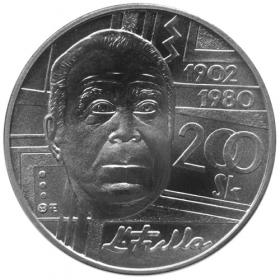 200 Sk 2002 - Ľudovít Fulla - Bežná kvalita