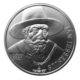 10 Eur 2016 - 450. výročie narodenia Jána Jesseniusa - bežná kvalita