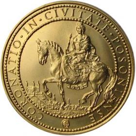 Gold medal Maria Theresa (10-ducat)