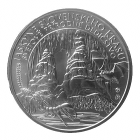 10 Eur 2017 - Jaskyne Slovenského krasu - Bežná kvalita