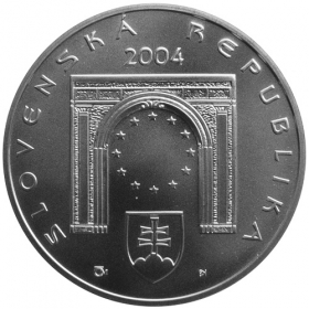 200 Sk 2004 - Vstup SR do EÚ, Bežná kvalita