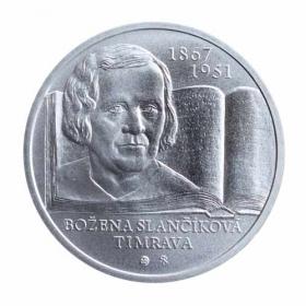 10 Euro / 2017 - Bozena Slancikova Timrava - Standard quality