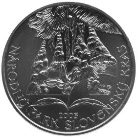 500 Sk 2005 - Národný park Slovenský kras - Bežná kvalita