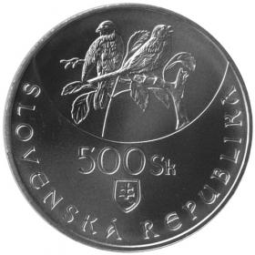 500 Sk / 2005 - Slovak Karst National Park - Standard quality