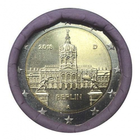 2 Euro / 2018 - Germany - Berlin: Charlottenburg Palace 'A'