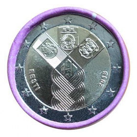 2 Euro / 2018 - Estonia - Independence