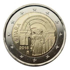 2 Euro / 2018 - Spain - Santiago de Compostela
