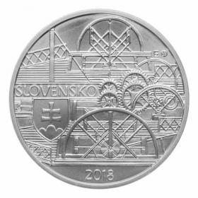 10 Euro / 2018 - Parník - Bežná kvalita