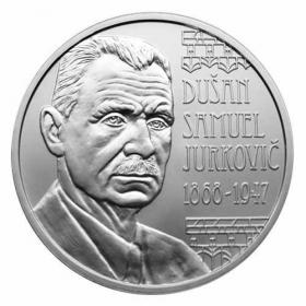 10 Euro / 2018 - Dusan Samuel Jurkovic - Standard quality