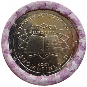 2 Euro / 2007 - Finland - Treaty of Rome