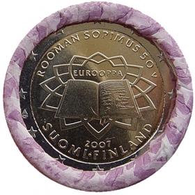2 Euro Fínsko 2007 - Rímska zmluva