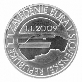 10 Euro 2019 - Introduction of the euro in the SR - 10th anniversary - Standard quality