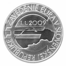 10 Euro / 2019 - Zavedenie eura v SR - 10. výročie - Bežná kvalita