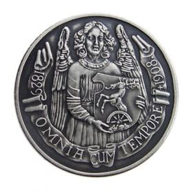 Medal John Francis Palffy - Patinated