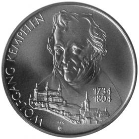 200 Sk / 2004 - Wolfgang Kempelen - Bežná kvalita