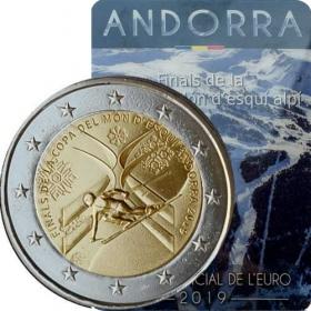 2 Euro Card / 2019 - Andorra - Final of Alpine skiing