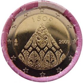 2 Euro Fínsko 2009 - Autonómia Fínska