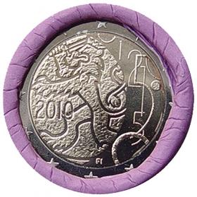 2 Euro / 2010 - Fínsko - Výročie fínskej meny