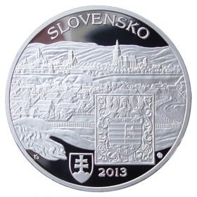 20 Euro / 2013 - Košice - Proof