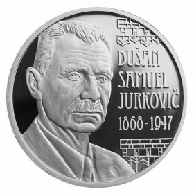 10 Euro / 2018 - Dusan Samuel Jurkovic - Proof