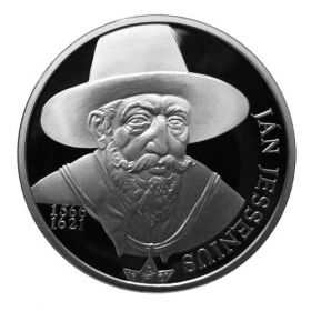 10 Euro / 2016 - Ján Jessenius - Proof