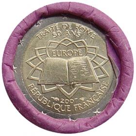 2 Euro Francúzsko 2007 - Rímska zmluva