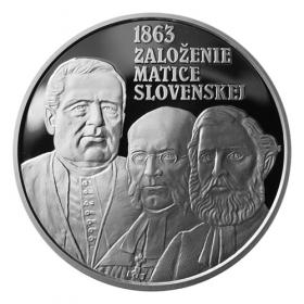 10 Eur 2013 - 20. výročie vzniku Matice slovenskej - Proof