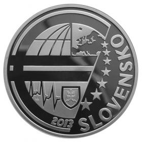 10 Euro / 2013 - Národná banka Slovenska - Proof