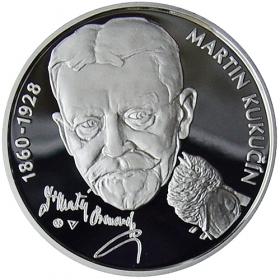 10 Euro / 2010 - Martin Kukučín - Proof