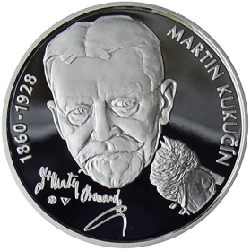 10 Euro / 2010 -  Martin Kukucin - Proof