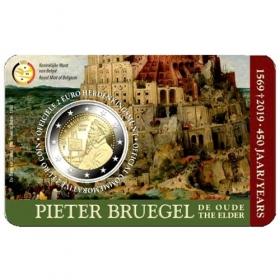 2 euro Belgicko 2019 - Pieter Bruegel