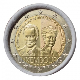 2 Euro / 2019 - Luxembourg - Charlotte