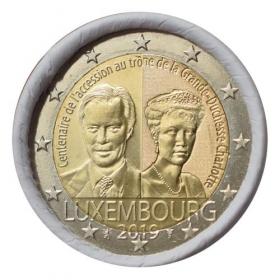 2 Euro Luxembursko 2019 - Veľkovojvodkyňa Charlotte