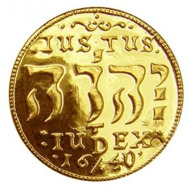 Košický zlatý poklad - Kristián IV. (1-dukát)