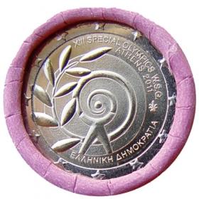 2 Euro Grécko 2011 - Špeciálne olympijské hry v Aténach