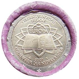 2 Euro / 2007 - Holandsko - Rímska zmluva